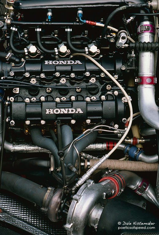 Honda F1 Turbo Poeticsofspeed