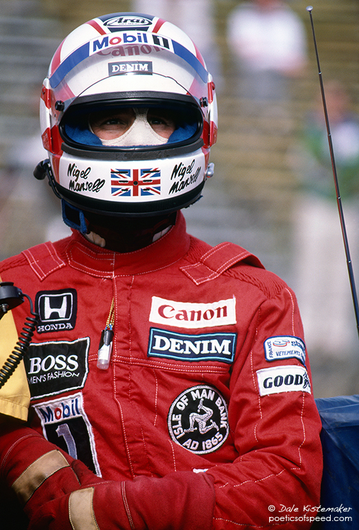 Mansell.helmet.dutch85.sign