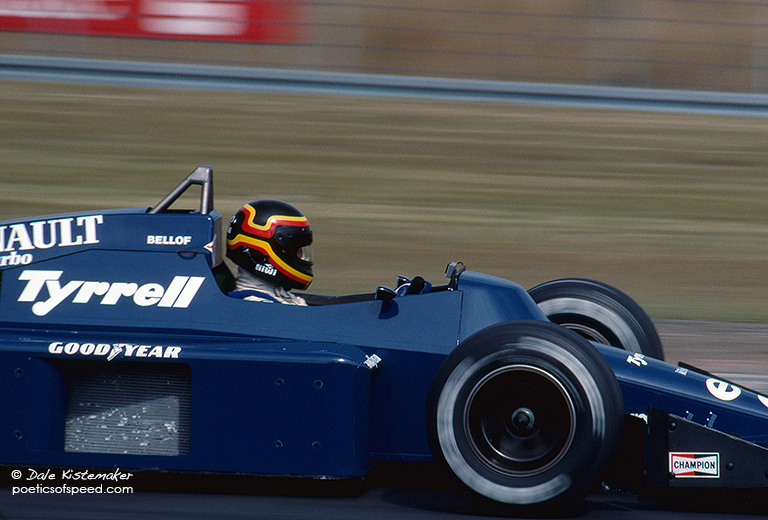 Bellof.Tyrrell.GermanGP1985sign