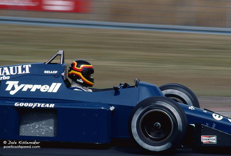 Bellof.Tyrrell.GermanGP1985sign